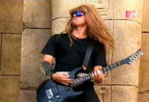 Blonde Hammet